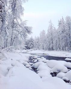 Myllyjoki, Levi, Finland  Photo credit @Virpula1