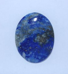 Natural Lapis Smooth Oval Cabochon 35x26x6 MM Size, Loose Gemstone Beads fire Lapis gemstone