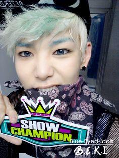Choi Junhong(Zelo) - B.A.P his eyes!!!
