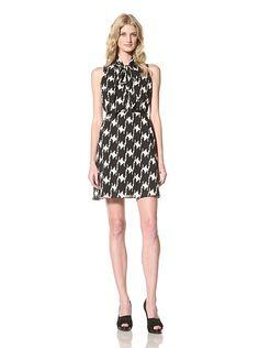 Vince Camuto Dresses Womens Sleeveless Exploded Houndstooth Dress, http://www.myhabit.com/redirect?url=http%3A%2F%2Fwww.myhabit.com%2F%3F%23page%3Dd%26dept%3Dwomen%26sale%3DAJ0YNBLYJC6S5%26asin%3DB009T09LNO%26cAsin%3DB008DI06GY
