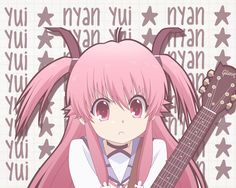 - Angel Beats - Yui