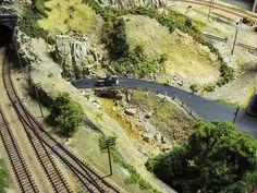 HO scale Layout Southern Pacific | Flickr - Photo Sharing!