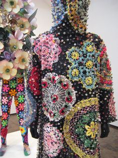 ButtonArtMuseum.com - AND SEW IT GOES: Nick Cave at the Boise Art Museum