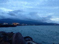 Boulevard Beach @ Manado City, North Sulawesi