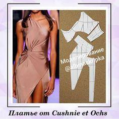 Este posibil ca imaginea să conţină: text Dress Sewing Patterns, Clothing Patterns, Clothing Store Displays, Bodice Pattern, Modelista, Fashion Sewing, Pattern Fashion, Dress Making, Blouses For Women