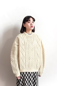 5aa3bab88230 Knit Sweaters, Vintage Sweaters, Aesthetic Fashion, Turtle Neck, Weaving,  Closure Weave