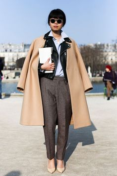Time for Fashion » Inspiration: The Art of Layering