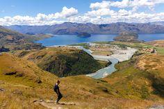 Lake Wanaka Hike, New Zealand