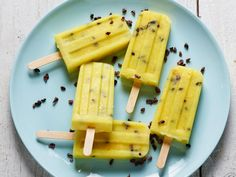 Serve up seasonal frozen treats at home with these creative Popsicle combinations from Food Network Kitchen.