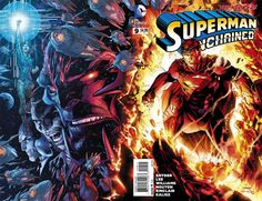 Superman Unchained #9 Cover A Regular Jim Lee Cover
