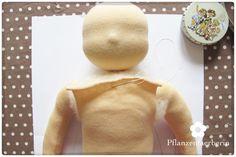 Pflanzenfaerberin: Puppenkunst