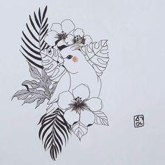 #haeyum #illustration #illust #drawing #artwork #animal #flower #Plants #animaltattoo #flowertattoo #Plantstattoo #tattoo #tattooist #해윰 #일러스트 #드로잉 #동물 #꽃 #식물 #동물타투 #꽃타투 #식물타투 #타투 #타투이스트 #합정타투 #홍대타투 #앵무새 #parrot by sunga0621 http://www.australiaunwrapped.com/