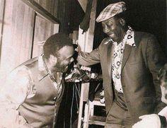 Freddie King & Muddy Waters