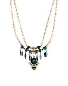 ASOS | ASOS Premium Nightwatch Necklace at ASOS