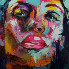Colorful Paintings By Nielly Françoise | 2014 Interior Designs