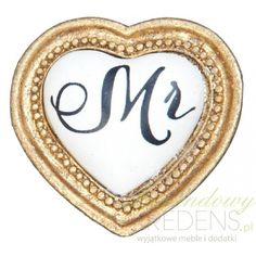 Druga, śliczna a zarazem romantyczna gałka do komody. Dzięki nim nie tylko będzie wiadomo, kto gdzie trzyma swoje skarpetki! :) Piękny urok i romantyzm w Waszej sypialny!
