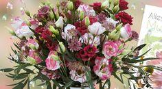 DANKESCHÖN, MUTTERGLÜCK und ALLES LIEBE - unsere Blumenkollektion zum Muttertag Star Flower, Floral Wreath, Flowers, Decor, Mother's Day, Love, Creative, Floral Crown, Decoration