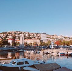 Today's location is Rijeka (Croatian pronunciation: [rijɛ̌ːka]; Italian: Fiume; Hungarian: Fiume; Slovene: Reka, German: Sankt Veit am Flaum, other names) is the principal seaport and the third-largest city in Croatia (after Zagreb and Split). It is located on Kvarner Bay, an inlet of the Adriatic Sea and has a population of 128,624 inhabitants (2011).[1] The metropolitan area, which includes adjacent towns and municipalities, has a population of more than 240,000.
