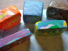 Mokume Gane Tutorial by @KatersAcres  #polymer #clay #tutorial