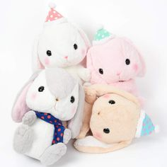 Pote Usa Loppy Fuyu Jitaku Rabbit Plush Collection (Big) 8