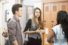 The Secret Life of the American Teenager - Season 4 - Cute - Daren Kagasoff, Shailene Woodley and Camille Winbush