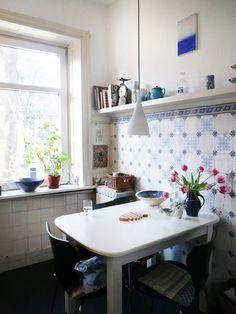 Die schönsten Wohn- und Dekoideen aus dem März | Foto von Mitglied Liselje #SoLebIch #küche #kitchen #interior #interiordesign #interiorinspiration #wandgestaltung