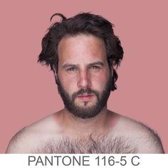 humanæ - pantone skin color