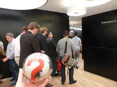 IAA 2015 Frankfurt Mercedes Lounge