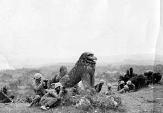 """15 images to remember Okinawa """"The last battle and the largest amphibious assault in the Pacific War"""""""
