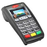 Ingenico iCT250 - A next generation point-of-sale terminal featuring the latest technology, security and a sleek design; making it the most powerful stand-alone payment solution available today. #EMV #creditcardterminal #ingenico #iCT250