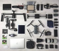 "315 Gostos, 3 Comentários - What's In Your Video Bag? (@myvideobag) no Instagram: ""Follow @lewandowski.jasiek ・・・ What is in my camera bag? #filmmaking #dji #mavic #ronin #sony #rode…"""