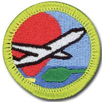 Boy Scouts learn all about the history and science of flight when they earn their Aviation merit badge. There is an annual skill center for this badge in our council at a local airport. Boy Scouts even have the opportunity to go on a short airplane ride.
