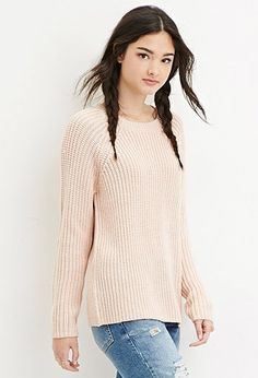 Classic Knit Sweater | Forever 21 - 2000164546