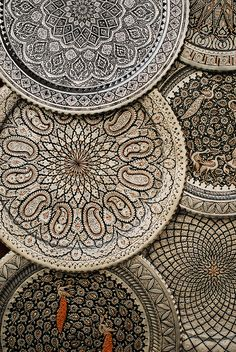 Beautiful Persian Patterns