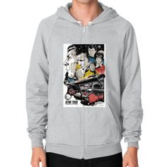 Now avaiable on our store: Star Trek Men's 5... Check it out here! http://ashoppingz.com/products/star-trek-mens-50th-anniversary-mens-zip-hoodie?utm_campaign=social_autopilot&utm_source=pin&utm_medium=pin
