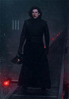 "adamblessdriver: ""my tol baby "" Star Wars Kylo Ren, Rey Star Wars, Star Wars Art, Star Wars Love, Star War 3, Knights Of Ren, Kylo Ren Adam Driver, The Force Is Strong, The Empire Strikes Back"