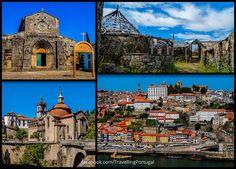 El Norte de Portugal. Se divide en tres regiones: Tras os Montes y Alto Douro, Minho y la Regiao de Porto.