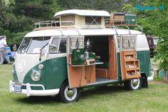 Retro Volkswagen camper huren | Vanaf € 375,-