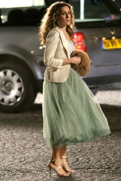 Carrie Bradshaw's most stylish looks of all time: