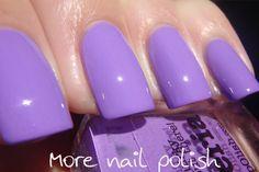 Picture Polish - Wisteria.  I love this color!