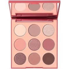 Morphe 9V Vintage Rose Artistry Palette   Ulta Beauty Pink Eyeshadow Look, New Eyeshadow Palettes, Morphe Palette, Mauve Makeup, Eye Makeup, Juice Beauty, Aesthetic Makeup, Vintage Roses, Dusty Rose