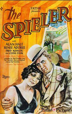 The Spieler (1928) ~ Bizarre Los Angeles