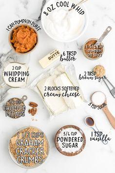 pumpkin delight Pumpkin Delight Dessert Recipe, Pumpkin Trifle, Pumpkin Cheesecake Recipes, Pumpkin Dessert, Dessert Recipes, Pumpkin Recipes, Pumpkin Pudding, Bakery Recipes, Pie Recipes