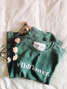 Wildflower -★- green