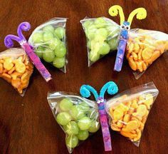 Love this snack idea for kids.