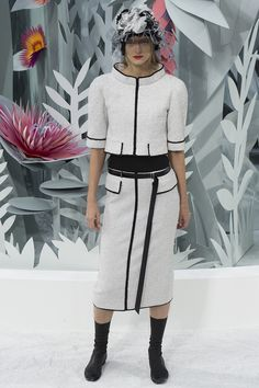 Chanel Spring 2015 Couture Runway - Vogue