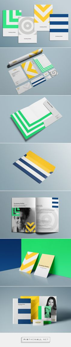 Durebang Shelter Branding on Behance... - a grouped images picture - Pin Them All