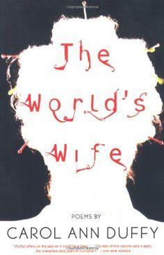 The World's Wife: Poems by Carol Ann Duffy http://www.amazon.com/dp/057119995X/ref=cm_sw_r_pi_dp_4YKcvb0PXKNZ1
