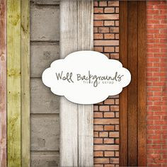 Freebies Kit  - Wall Backgrounds