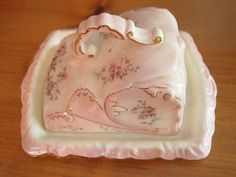 Imperial Covered Cheese Dish Beautiful | 60